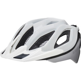 KED Spiri Two Casque, white silver